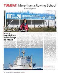 Maritime Reporter Magazine, page 40,  Apr 2017