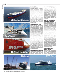 Maritime Reporter Magazine, page 56,  Apr 2017
