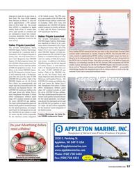 Maritime Reporter Magazine, page 57,  Apr 2017