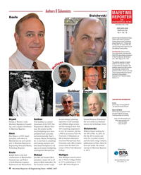 Maritime Reporter Magazine, page 4,  Apr 2017