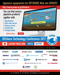 Maritime Reporter Magazine, page 4th Cover,  Apr 2017