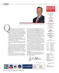 Maritime Reporter Magazine, page 6,  Apr 2017