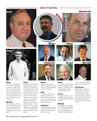 Maritime Reporter Magazine, page 8,  May 2017