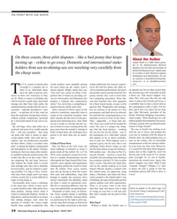 Maritime Reporter Magazine, page 14,  May 2017
