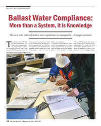 Maritime Reporter Magazine, page 16,  May 2017