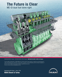 Maritime Reporter Magazine, page 17,  May 2017
