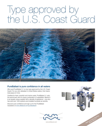 Maritime Reporter Magazine, page 23,  May 2017