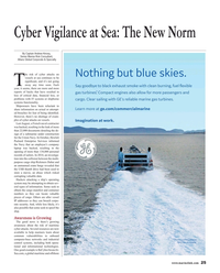 Maritime Reporter Magazine, page 25,  May 2017