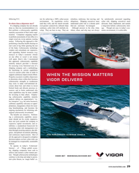 Maritime Reporter Magazine, page 29,  May 2017