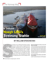 Maritime Reporter Magazine, page 38,  May 2017