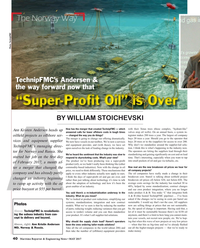 Maritime Reporter Magazine, page 40,  May 2017
