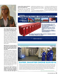 Maritime Reporter Magazine, page 41,  May 2017