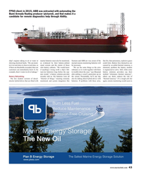 Maritime Reporter Magazine, page 43,  May 2017
