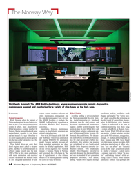 Maritime Reporter Magazine, page 44,  May 2017