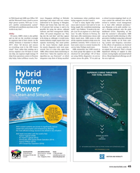 Maritime Reporter Magazine, page 45,  May 2017