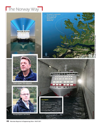 Maritime Reporter Magazine, page 46,  May 2017