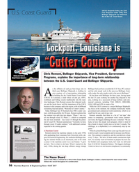 Maritime Reporter Magazine, page 56,  May 2017