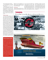 Maritime Reporter Magazine, page 57,  May 2017