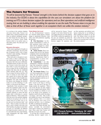 Maritime Reporter Magazine, page 63,  May 2017