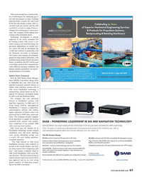 Maritime Reporter Magazine, page 67,  May 2017