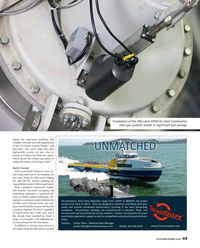 Maritime Reporter Magazine, page 69,  May 2017
