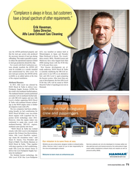 Maritime Reporter Magazine, page 71,  May 2017