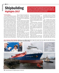 Maritime Reporter Magazine, page 74,  May 2017