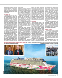 Maritime Reporter Magazine, page 75,  May 2017