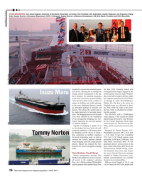 Maritime Reporter Magazine, page 78,  May 2017