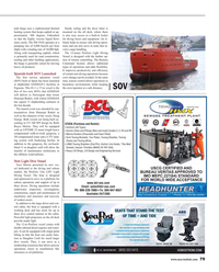 Maritime Reporter Magazine, page 79,  May 2017
