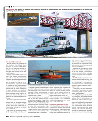 Maritime Reporter Magazine, page 80,  May 2017
