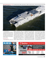 Maritime Reporter Magazine, page 81,  May 2017