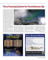 Maritime Reporter Magazine, page 83,  May 2017