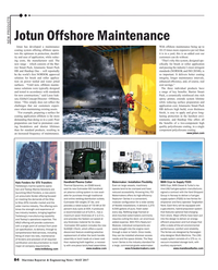 Maritime Reporter Magazine, page 84,  May 2017