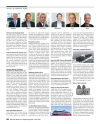 Maritime Reporter Magazine, page 86,  May 2017
