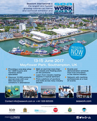 Maritime Reporter Magazine, page 89,  May 2017