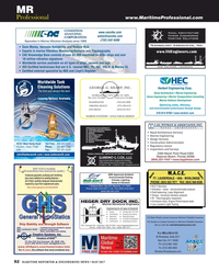 Maritime Reporter Magazine, page 92,  May 2017