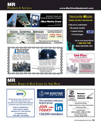 Maritime Reporter Magazine, page 95,  May 2017