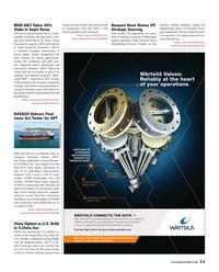 Maritime Reporter Magazine, page 11,  Jun 2017