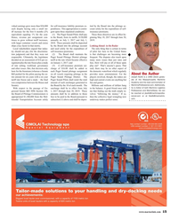 Maritime Reporter Magazine, page 15,  Jun 2017