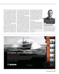 Maritime Reporter Magazine, page 17,  Jun 2017