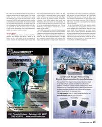 Maritime Reporter Magazine, page 25,  Jun 2017