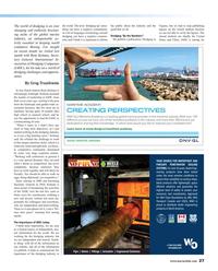 Maritime Reporter Magazine, page 27,  Jun 2017