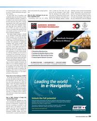 Maritime Reporter Magazine, page 29,  Jun 2017