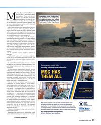 Maritime Reporter Magazine, page 35,  Jun 2017