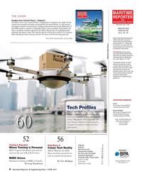Maritime Reporter Magazine, page 4,  Jun 2017