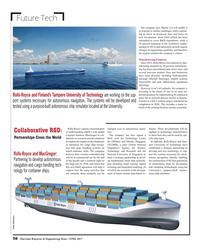 Maritime Reporter Magazine, page 58,  Jun 2017