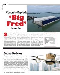Maritime Reporter Magazine, page 60,  Jun 2017