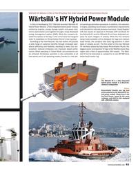 Maritime Reporter Magazine, page 61,  Jun 2017