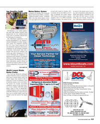 Maritime Reporter Magazine, page 63,  Jun 2017